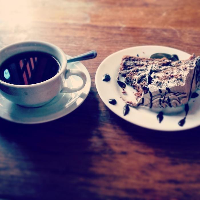 El alma en una taza de café (Recuerdos en AñoViejo)