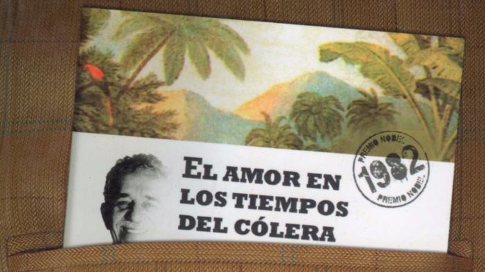 Reto de lectura abril: El Amor en los tiempos del cólera – Gabo Márquez